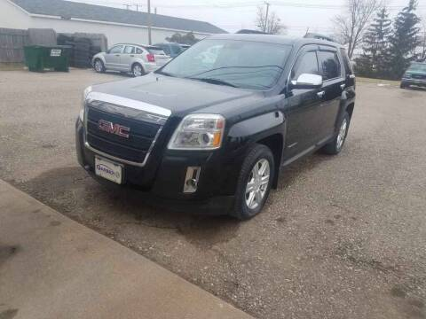 2014 GMC Terrain for sale at Hines Auto Sales in Marlette MI