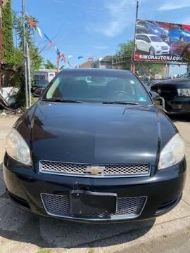 2013 Chevrolet Impala for sale at Simon Auto Group in Newark NJ