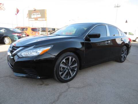 2016 Nissan Altima for sale at Moving Rides in El Paso TX
