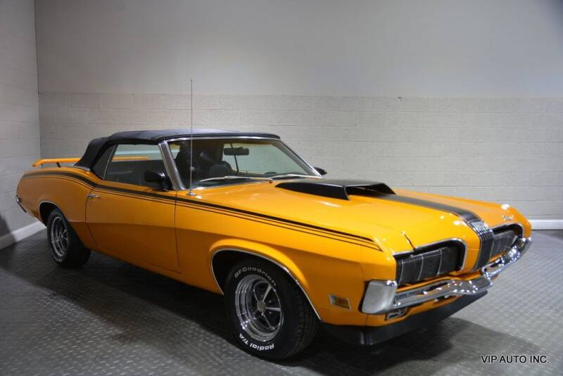 1970 Mercury Cougar for sale in Fredericksburg, VA