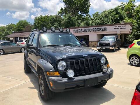 2006 Jeep Liberty for sale at Texas Auto Broker in Killeen TX