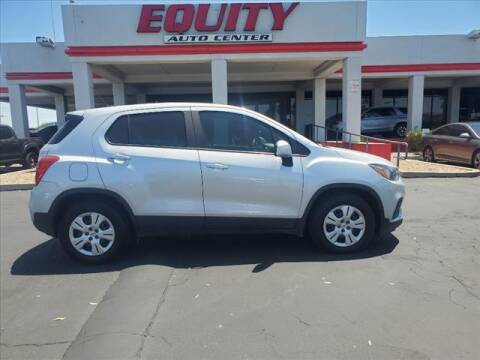2017 Chevrolet Trax for sale at EQUITY AUTO CENTER in Phoenix AZ