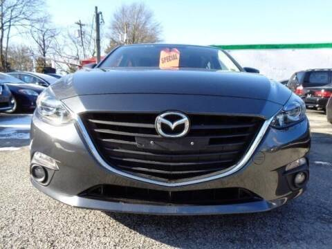 2016 Mazda MAZDA3 for sale at Great Lakes Classic Cars & Detail Shop in Hilton NY