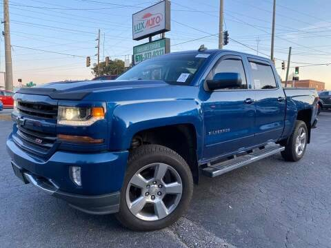 2016 Chevrolet Silverado 1500 for sale at Lux Auto in Lawrenceville GA