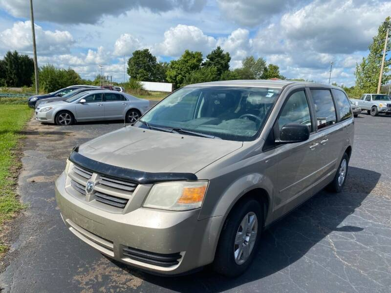 2009 Dodge Grand Caravan for sale at Pine Auto Sales in Paw Paw MI