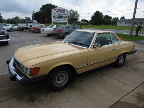 1984 Mercedes-Benz 380-Class for sale at Whitmore Motors in Ashland OH