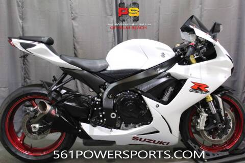 2017 Suzuki GSX-R750 for sale at Powersports of Palm Beach in Hollywood FL
