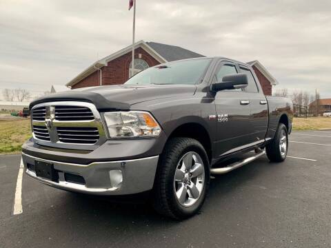 2014 RAM Ram Pickup 1500 for sale at HillView Motors in Shepherdsville KY
