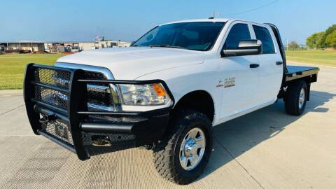 2018 RAM Ram Pickup 2500 for sale at The Truck Shop in Okemah OK