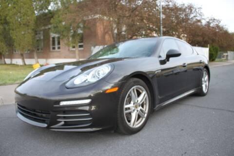 2014 Porsche Panamera for sale at Motor City Idaho in Pocatello ID