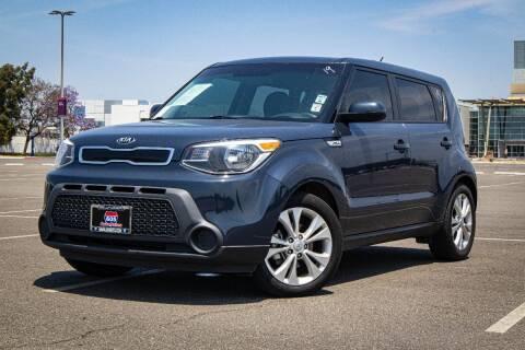 2015 Kia Soul for sale at 605 Auto  Inc. in Bellflower CA