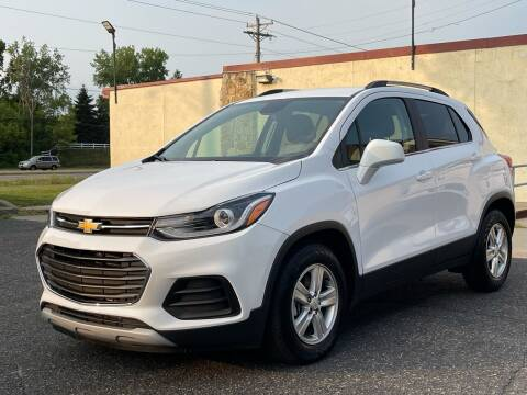 2020 Chevrolet Trax for sale at North Imports LLC in Burnsville MN