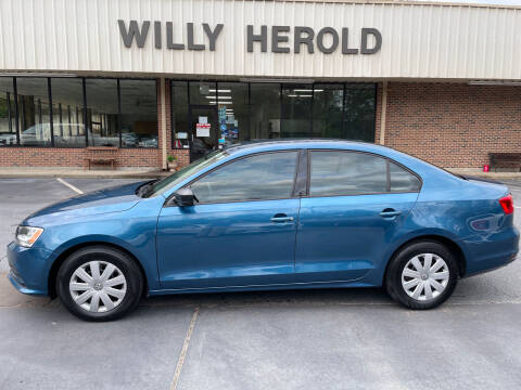 2016 Volkswagen Jetta for sale at Willy Herold Automotive in Columbus GA