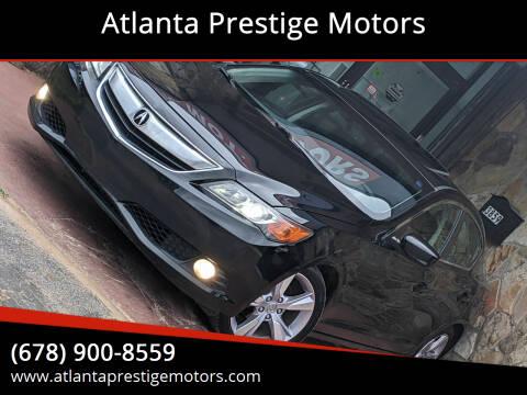 2014 Acura ILX for sale at Atlanta Prestige Motors in Decatur GA