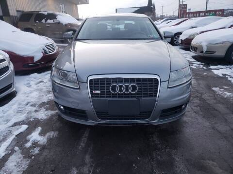 2008 Audi A6 for sale at Six Brothers Auto Sales in Youngstown OH
