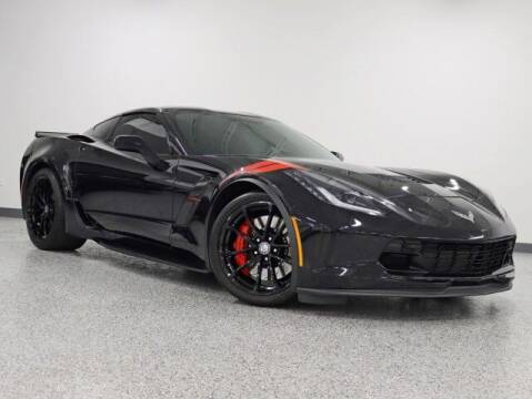 2017 Chevrolet Corvette for sale at PLATINUM MOTORSPORTS INC. in Hickory Hills IL
