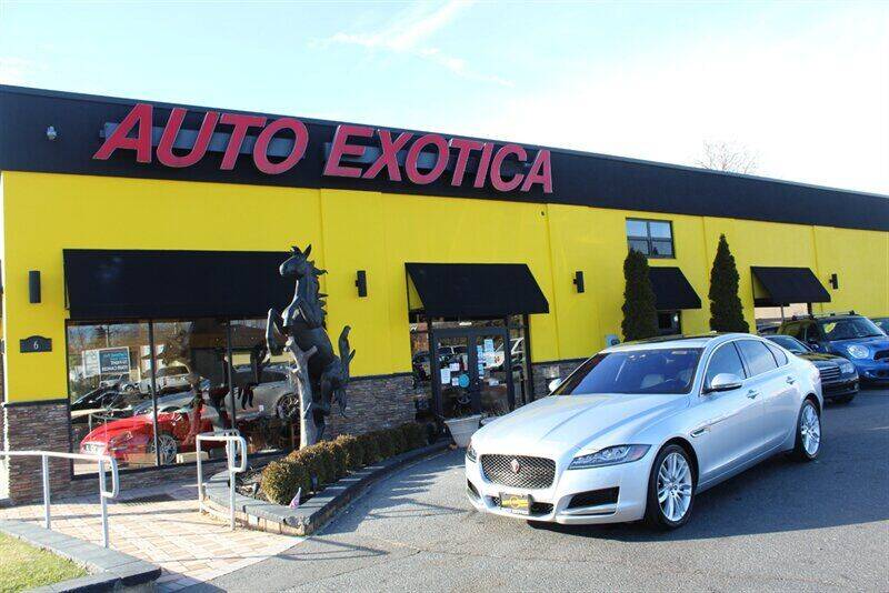 2016 Jaguar XF for sale at Auto Exotica in Red Bank NJ