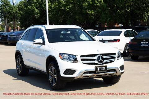 2019 Mercedes-Benz GLC for sale at Silver Star Motorcars in Dallas TX