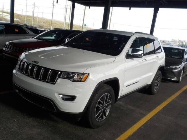 2019 Jeep Grand Cherokee for sale at Tim Short Auto Mall in Corbin KY