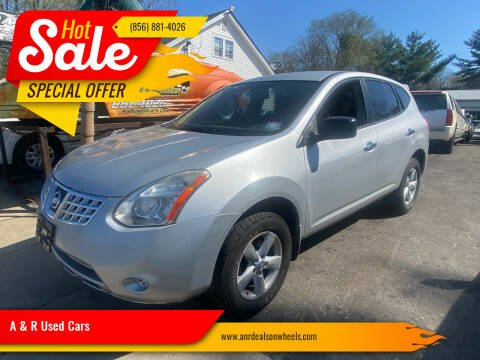 2010 Nissan Rogue for sale at A & R Used Cars in Clayton NJ