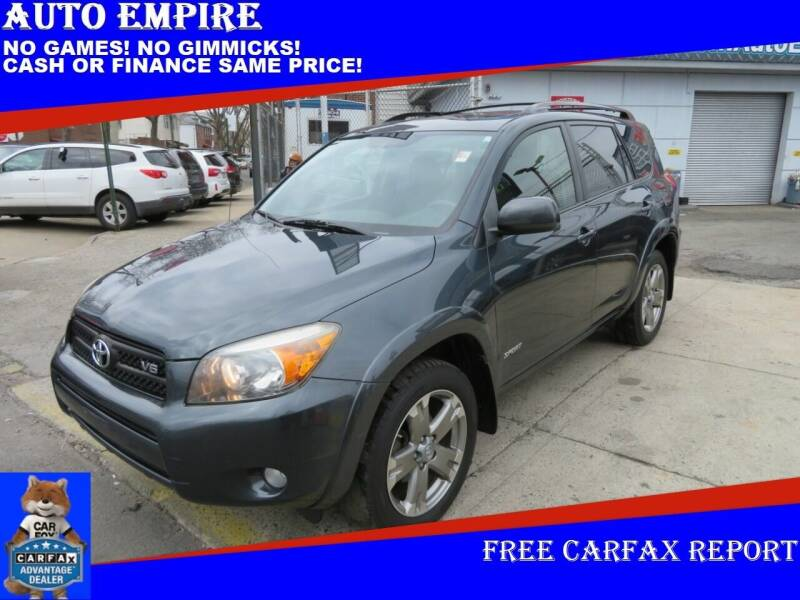 2008 Toyota RAV4 for sale at Auto Empire in Brooklyn NY