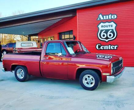 1985 Chevrolet C/K 10 Series for sale at 66 Auto Center in Joplin MO