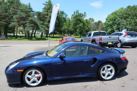 2001 Porsche 911 for sale at GEG Automotive in Gilbertsville PA