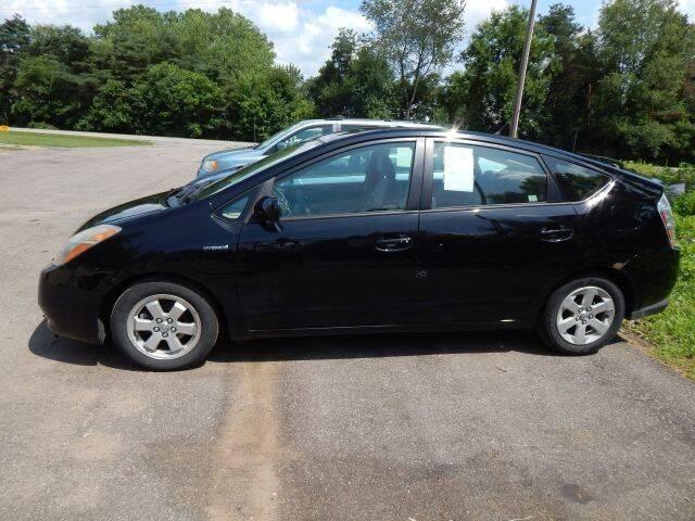 2006 Toyota Prius for sale at PARAGON AUTO SALES in Portage MI