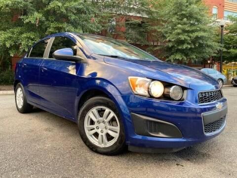 2014 Chevrolet Sonic for sale at H & R Auto in Arlington VA