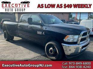 2018 RAM Ram Pickup 3500 for sale at Executive Auto Group in Irvington NJ