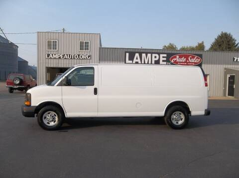 2014 Chevrolet Express Cargo for sale at Lampe Auto Sales in Merrill IA