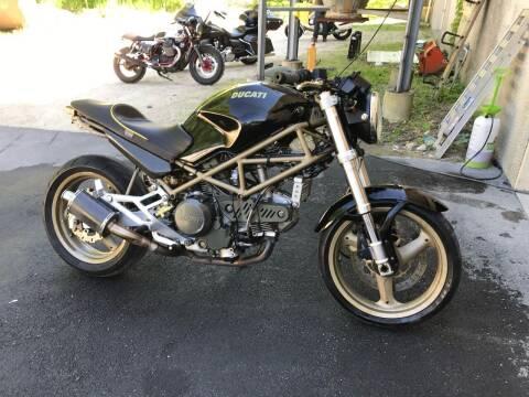 2000 Ducati Monster 750 for sale at Kent Road Motorsports in Cornwall Bridge CT