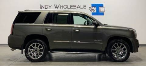2018 GMC Yukon for sale at Indy Wholesale Direct in Carmel IN