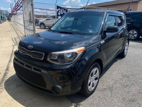 2015 Kia Soul for sale at The PA Kar Store Inc in Philladelphia PA