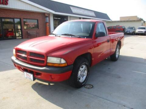 2001 Dodge Dakota for sale at Eden's Auto Sales in Valley Center KS