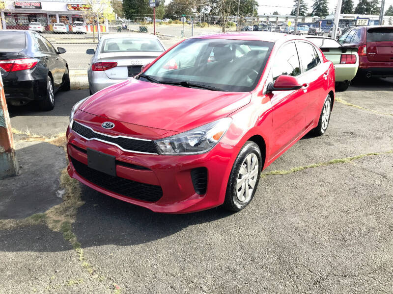 2019 Kia Rio for sale at Autos Cost Less LLC in Lakewood WA
