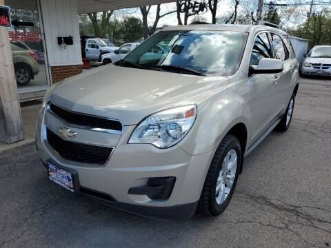 2011 Chevrolet Equinox for sale at New Wheels in Glendale Heights IL