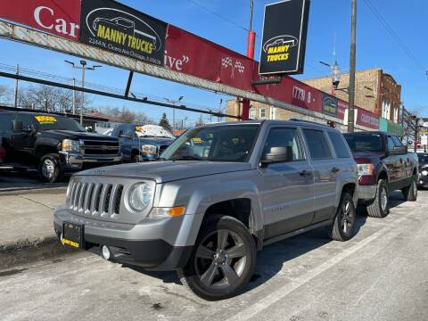 2017 Jeep Patriot for sale at Manny Trucks in Chicago IL