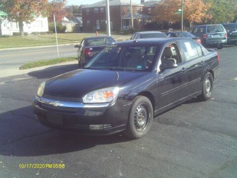 2005 Chevrolet Malibu for sale at Flag Motors in Columbus OH