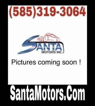 2016 Jeep Compass for sale at Santa Motors Inc in Rochester NY