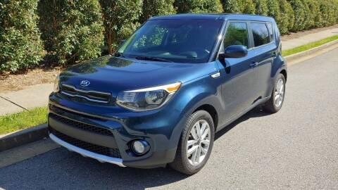 2017 Kia Soul for sale at Impulse Cars in Peachtree Corners GA
