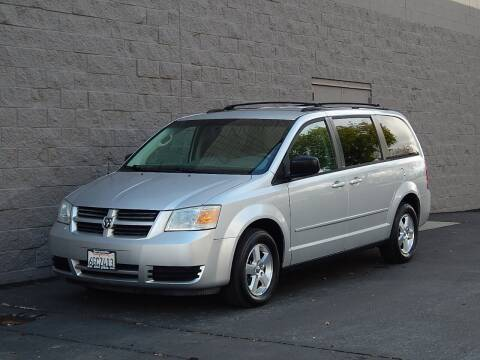 2009 Dodge Grand Caravan for sale at Gilroy Motorsports in Gilroy CA