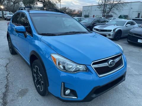 2016 Subaru Crosstrek for sale at PRESTIGE AUTOPLEX LLC in Austin TX