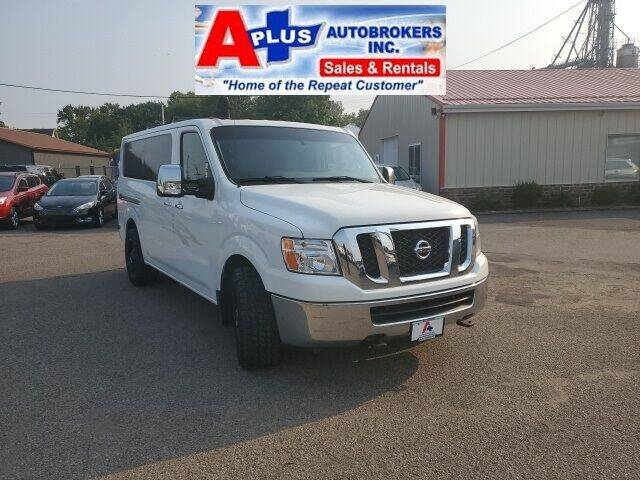 2012 Nissan NV Cargo for sale in Mount Vernon, OH