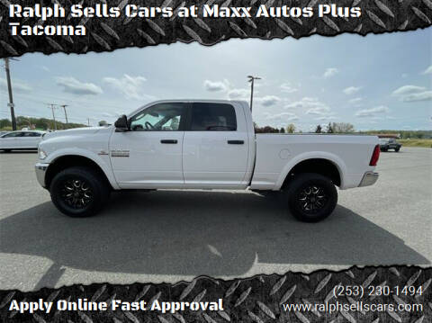 2015 RAM Ram Pickup 2500 for sale at Ralph Sells Cars at Maxx Autos Plus Tacoma in Tacoma WA