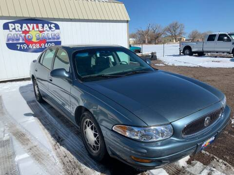 2000 Buick LeSabre for sale at Praylea's Auto Sales in Peyton CO
