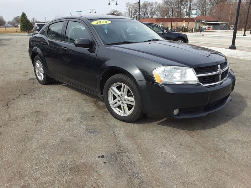 2010 Dodge Avenger for sale at Ibarras Group - IBARRAS AUTO SALES GROUP WESTERN AVE in South Bend IN