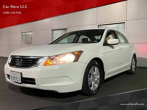 2009 Honda Accord for sale at Car Hero LLC in Santa Clara CA