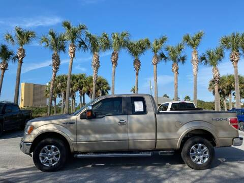 2013 Ford F-150 for sale at Gulf Financial Solutions Inc DBA GFS Autos in Panama City Beach FL