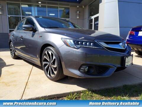 2018 Acura ILX for sale at Precision Acura of Princeton in Lawrenceville NJ